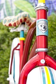 Angelina, Elite Villy Custom  Custom bicycles colors........