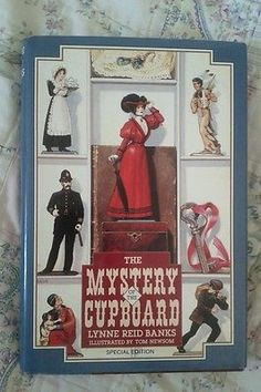 The Mystery of the Cupboard by Lynne Reid Banks Special Edition HCDJ 1993 Illus.