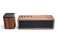 LSTN's Wooden Bluetooth Speakers Are All About Sound With a Purpose | Insomniac