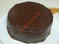 Bisküvili Pasta Tarifi Yapılış Aşaması 12/16 Cake, Desserts, Pizza, Food, Tailgate Desserts, Deserts, Kuchen, Essen, Postres
