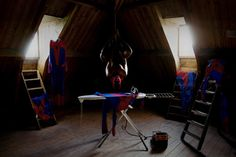 The Public House of Art | Deji - Hero'd Out 3 Artistic Photography | Superheroes  #awesomeart
