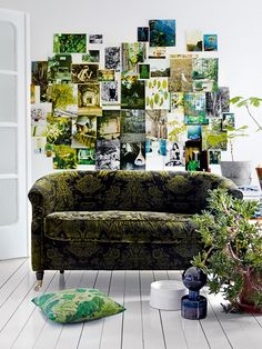 If you don't have green fingers - Elle Interior Sweden