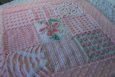 Chenille Baby Quilt