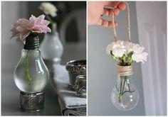 ¿Qué tal estos originales floreros colgantes? | 15 Ingeniosos regalos para el día de las madres por menos de 100 pesos