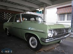 1967 Holden HR HR Special Ours was this colour, but a station wagon.  It went FOREVER!