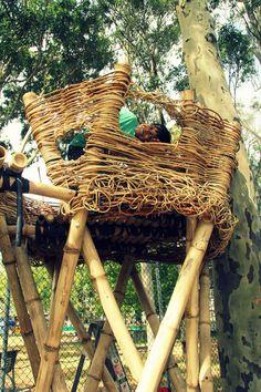 Kids Watch Tower - Giant Grass