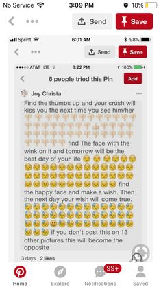 100 emoji quiz 2 answers 51 100 emoji pinterest emoji quiz imma only post once but like 30 ppl will see it sooo fandeluxe Images
