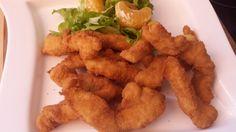 Sergio Recetas.: Finger chicken masala