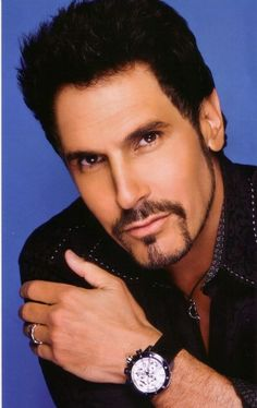 Yep, I'm sooo in love with Dollar Bill Spencer on The Bold and The Beautiful