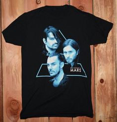 Thirty Seconds To Mars North American Tour 2013 Tee Shirt Woman's XL #ThirtySecondsToMars #JaredLeto Thirty Seconds To Mars, 30 Seconds, Womens Vintage Tees, American Tours, Tee Shirts, Mens Tops, T Shirts, Tees