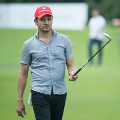 World Celebrity Pro-Am 2016 Mission Hills China Golf Tournament on 22 October 2016, in Haikou, China.