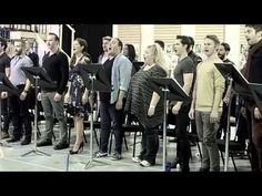 Les Misérables Melbourne Rehearsals - Do You Hear The People Sing? - YouTube