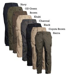 Great outdoor pants $20 plus shipping! LA Police Gear Operator Tactical Pants w/ Elastic Waistband