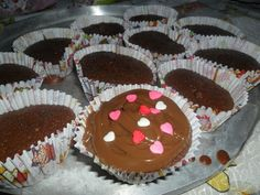 receita Cupcake de chocolate