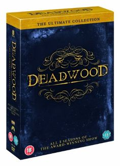 Deadwood Ultimate Collection DVD