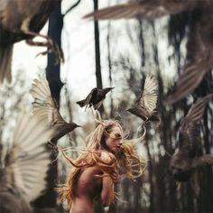 ornithophobia by ezorenier.deviantart.com on @DeviantArt