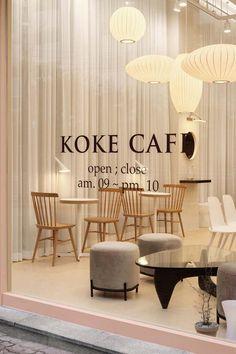 Home Decorators Luxury Vinyl Plank Info: 4718121168 Cafe Shop Design, Cafe Interior Design, Interior Shop, Dark Interiors, Shop Interiors, Coffee Room, Cafe Concept, Cake Design, Japanese Interior