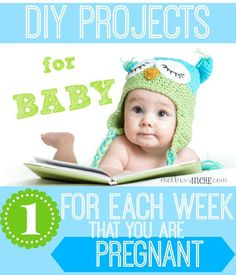 1 idea for each week you are pregnant!