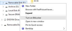 How to encrypt Windows 10 hard drives using BitLocker