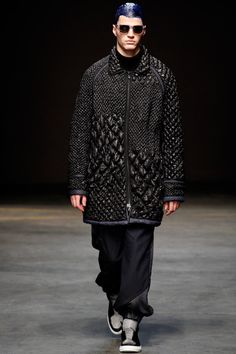 James Long | Fall 2014 Menswear Collection | Style.com