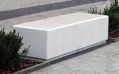 The Pewsham Bench PBN411 is a solid pre cast concrete 1800mm long and wider bench with curved edging for added user comfort. This single unit concrete bench is available in various colours and finishes to match individual site requirements; from standard grey to red and from a simple dressed finished to a deluxe polish or exposed aggregates in...