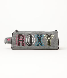Scribble Pencil Case - Roxy