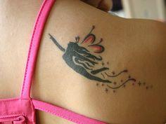 Pictures of Sad Fairy Tattoos Fairy Tattoo Designs, Tattoo Designs For Women, Tattoos For Women, Fairy Tale Tattoo, Sad Fairy, Ankle Tat, 3 Tattoo, Girl Thinking, Beautiful Fairies