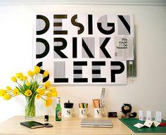 design. drink. sleep.: by miss vu