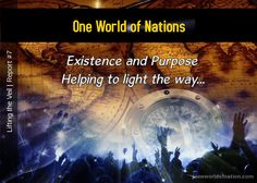 One World of Nations: Current State of Affairs   19 August 2013   The Cabal Consequence
