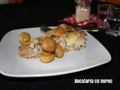 Tort din carne tocata - Bucataria cu noroc Noroc, French Toast, Eggs, Breakfast, Morning Coffee, Egg, Egg As Food
