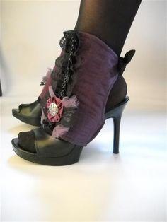 Spats ref7r3Dark  Purple by joelmasouza on Etsy, $62.00
