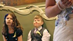 Proud wedding boy :-)