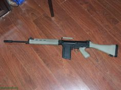 FN Fal RifleLoading that magazine is a pain! Get your Magazine speedloader today! http://www.amazon.com/shops/raeind