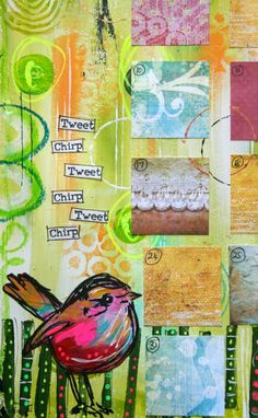 The Kathryn Wheel: Daily journaling - March already! Kate Crane