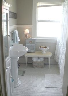 1000 images about shabby chic style bathrooms on - Shabby chic bathroom sink ...