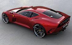 The Ferrari 610 GTO | The Design Inspiration