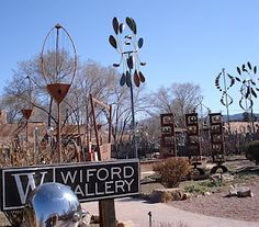 Wiford Gallery, Santa Fe, New Mexico