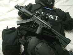 with SWAT gear by Vuddha on DeviantArt