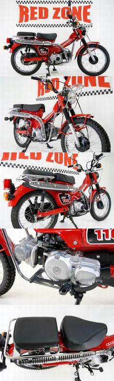 Honda CT 110 so perfect