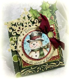 just rite snowman | Stamp Simply Ribbon Store: 8-20-11 JustRite Snowman