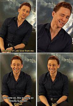 Lots of Loki love
