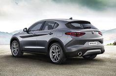 Descubre el nuevo Alfa Romeo SUV - First Edition Stelvio. La mejor tecnología, rendimiento y diseño