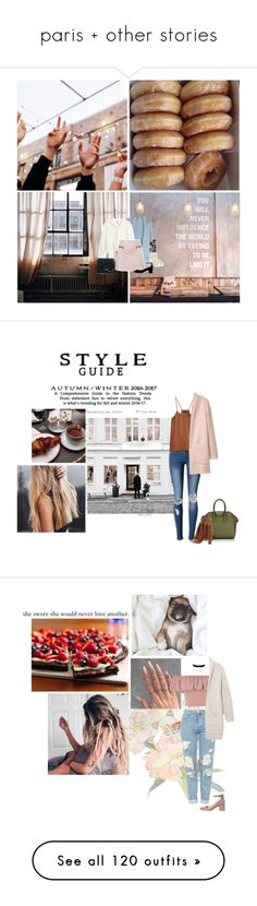 """paris + other stories"" by wickedcrystal ❤ liked on Polyvore featuring storyline, Urban Outfitters, Twist & Tango, H&M, SUGARFIX by BaubleBar, Aquazzura, Falke, Chloé, WithChic and Givenchy"