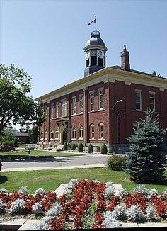 Town Hall, downtown Port Hope, Ontario Canada Pictures, Rice Lake, Small Town Girl, Our Town, Largest Countries, Town Hall, Canada Travel, Small Towns, Resorts