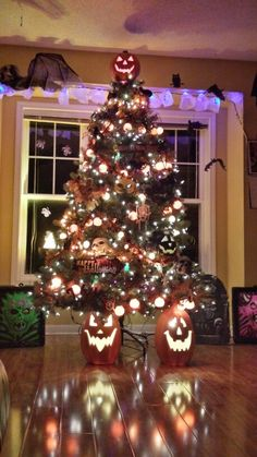Halloween Trees, Halloween 2, Halloween Decorations, Candy Corn, Hallows Eve, Christmas Trees, Keto, Seasons, Ornaments