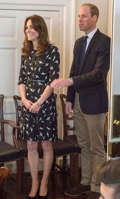 Kate Middleton wears an $86 dress for her latest engagement