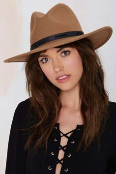 Nasty Gal West Fest Wool Hat | Shop Accessories at Nasty Gal!