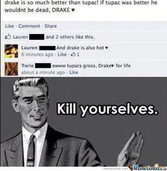 i love this kill yourself meme hahaha