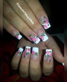 Ely, Toe Nails, Nail Designs, Nail Art, Disney, Makeup, Bracelets, Hair, Style