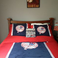 yankees bedroom more